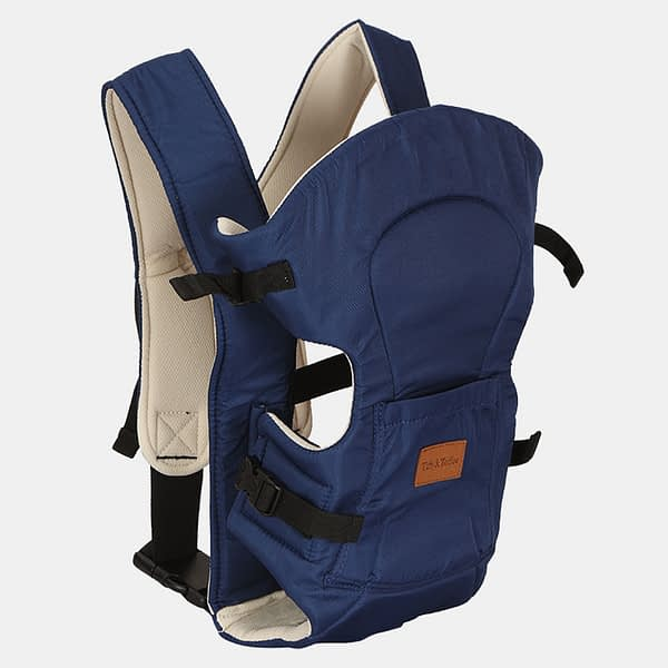 Baby Bunk Comfy 2 in 1 – Baby Carrier – Blue Beige