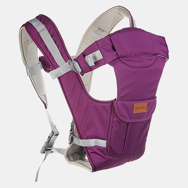 Baby Bunk Delight 5 in 1 – Baby Carrier – Purple