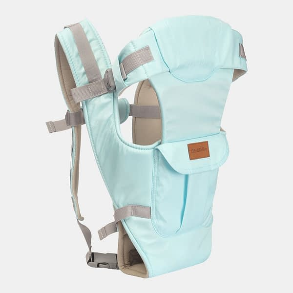 Baby Bunk Delight 5 in 1 – Baby Carrier – Blue