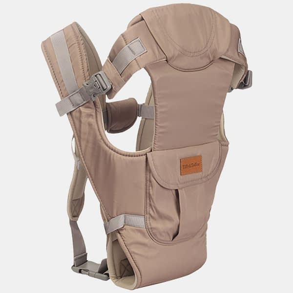 Baby Bunk Delight 5 in 1 – Baby Carrier – Grey