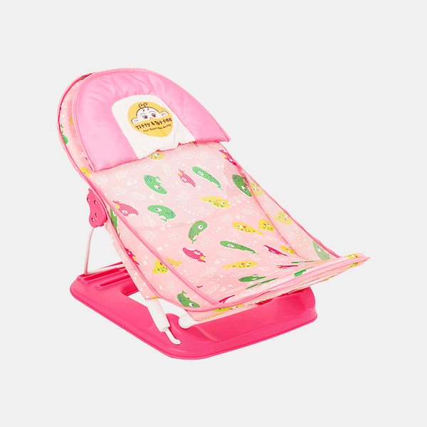 Aqua Love Baby Bather - Pink - Side