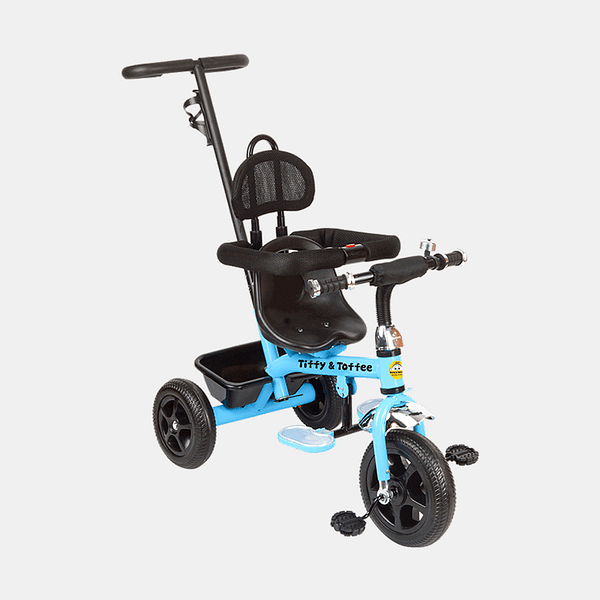 Kids Tricycle - Navigator Bike - Blue Black - Front