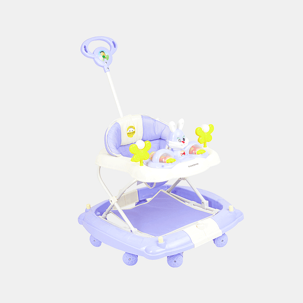 Multifunctional Baby Walker - Violet - Side