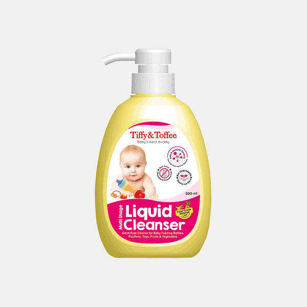 Multi Usage Baby Liquid Cleanser - 500ml