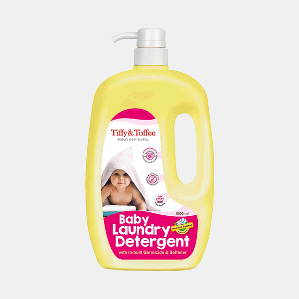 Baby Laundry Liquid Detergent - Antifungal-clothes-wash - 1L