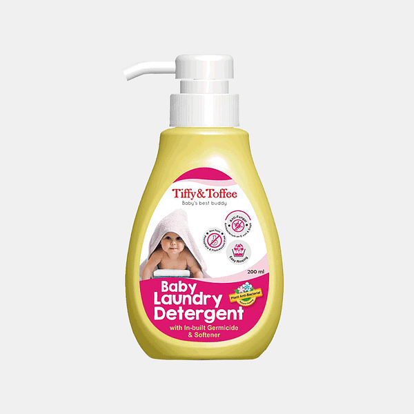 Baby Laundry Liquid Detergent - Antifungal-clothes-wash - 200ml