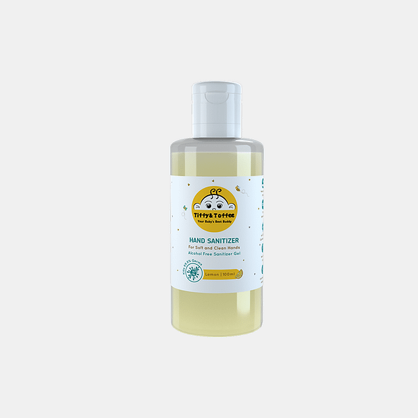 Alcohol Free Hand Sanitizer - Lemon Flavor