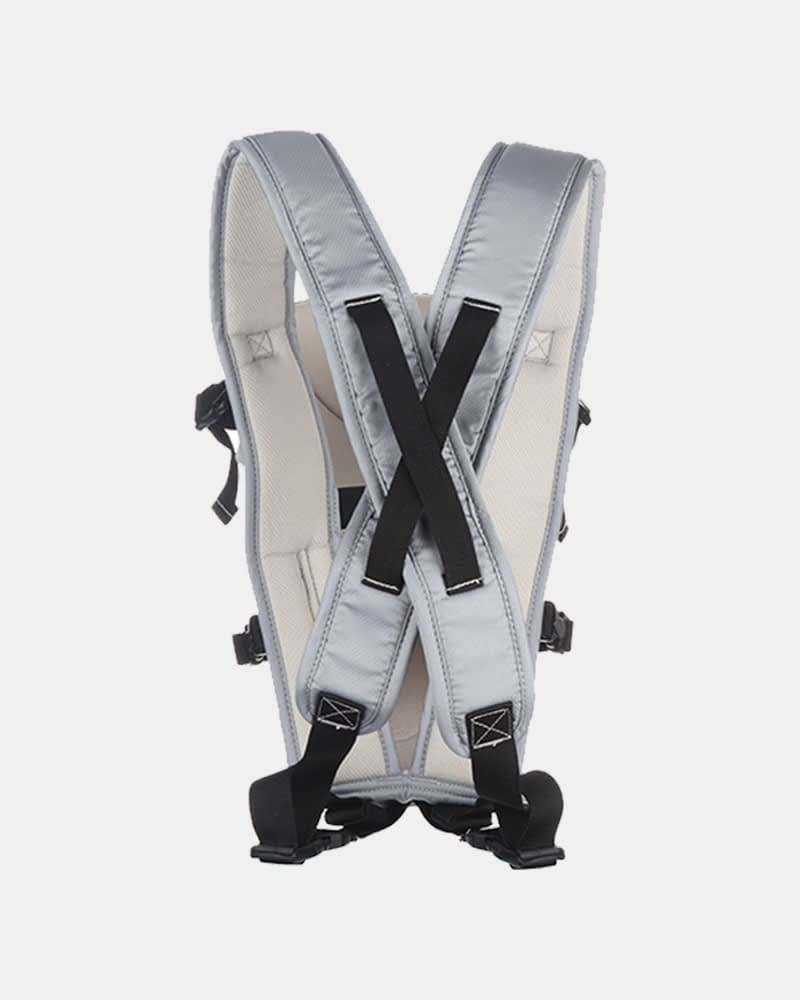 Baby Carrier Bag - Baby Bunk Maxtrem - Grey - Shoulder Strap