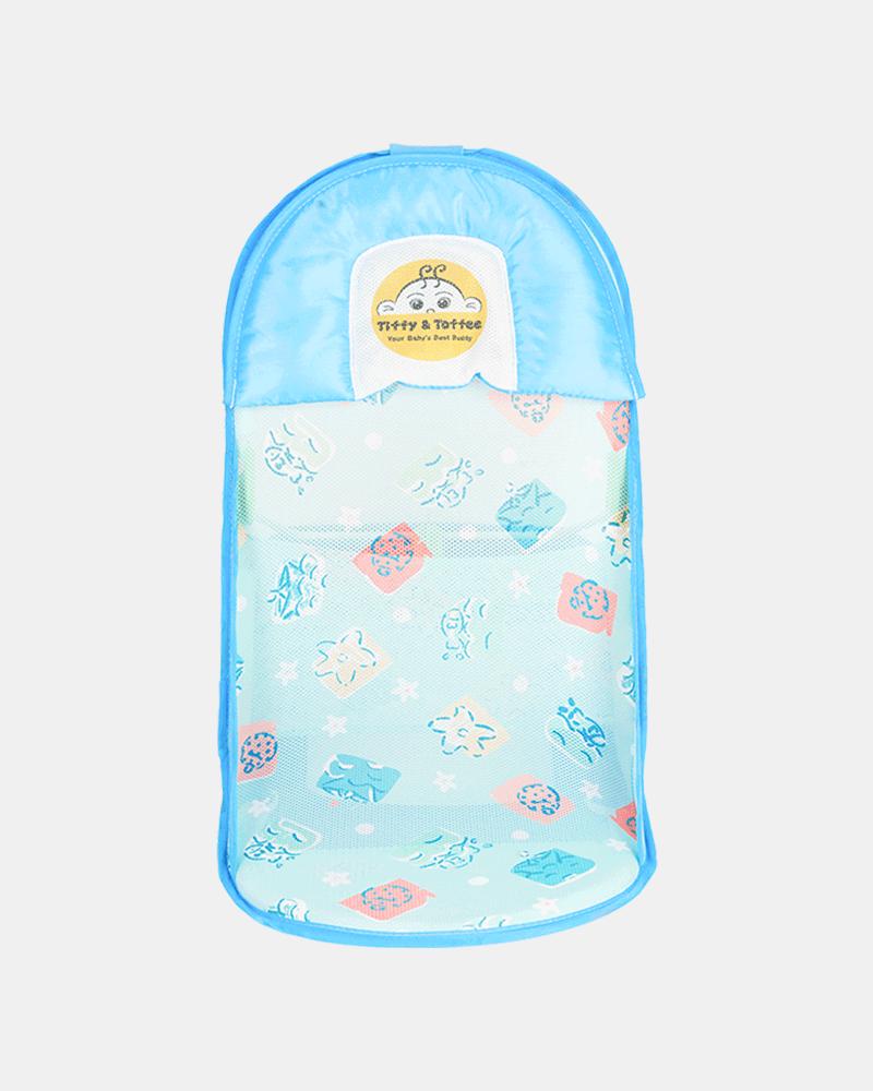 Aqua Love Baby Bather - Sea Blue - Front