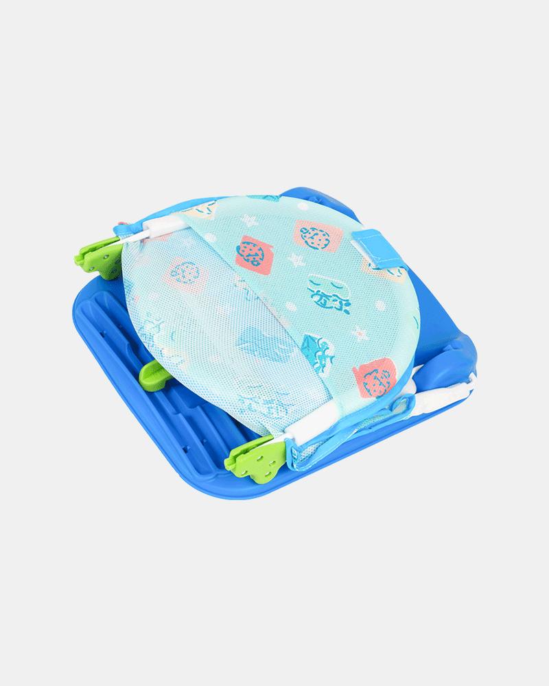 Aqua Love Baby Bather - Sea Blue - Folding