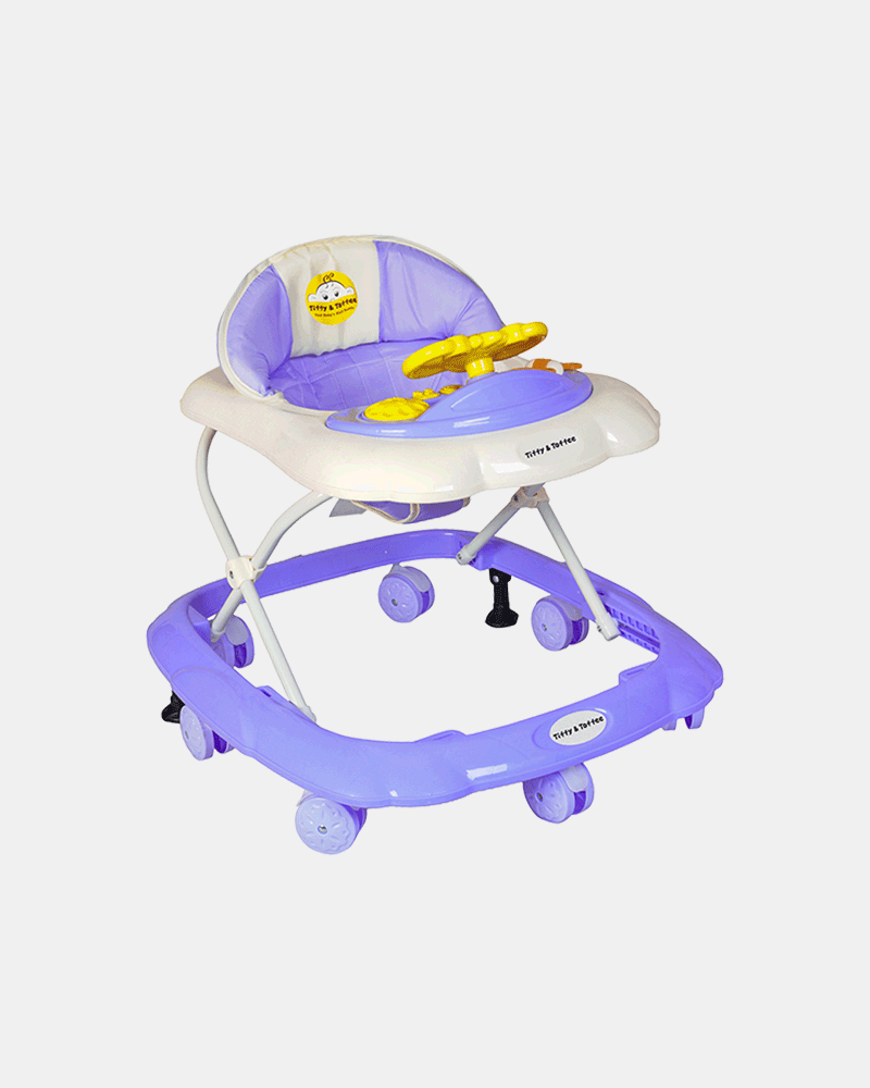 Maxtrem Baby Walker - Early Learning - Violet- Side