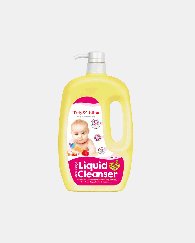 Multi Usage Baby Liquid Cleanser - 1L