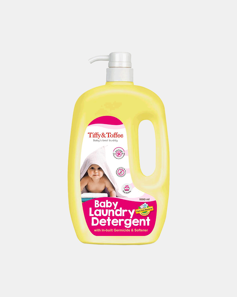 Baby Laundry Liquid Detergent - Antifungal-clothes-wash- 1L