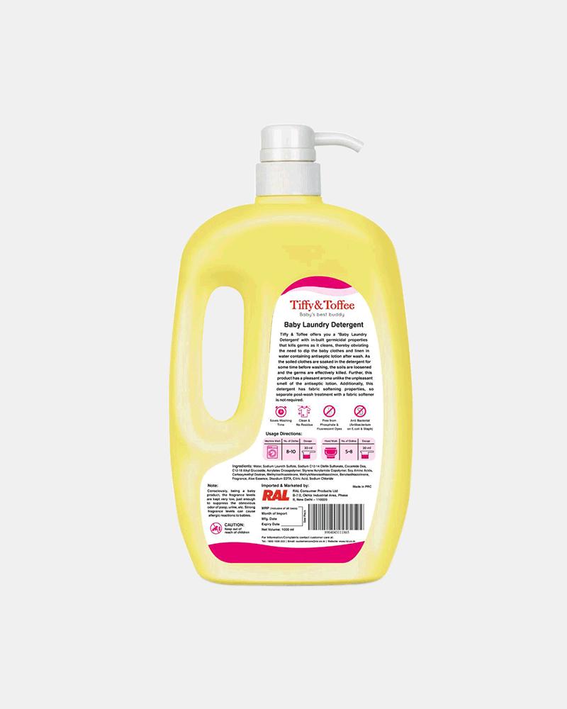 Baby Laundry Liquid Detergent - Antifungal-clothes-wash