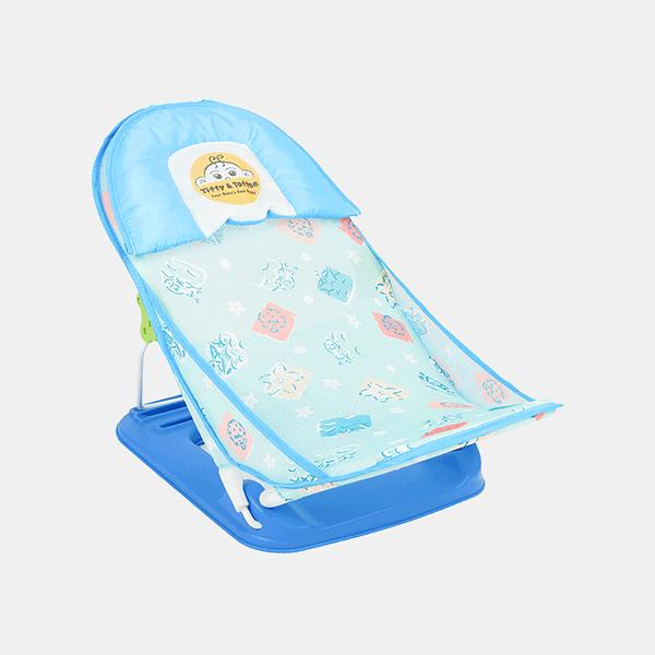Aqua Love Baby Bather - Sea Blue - Side