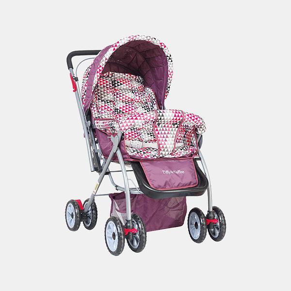 Maxtrem Baby Stroller Prams Buggy - Purple