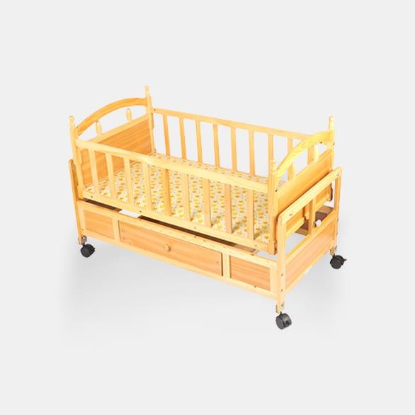 Cot, Cradle, Crib & Bed